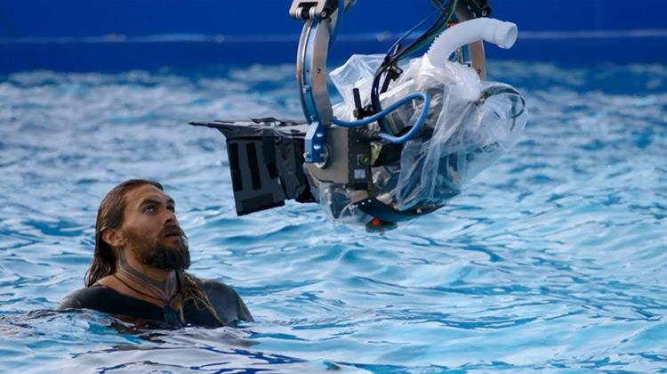 Scenes Movie - Aquaman - Behind the Scenes
