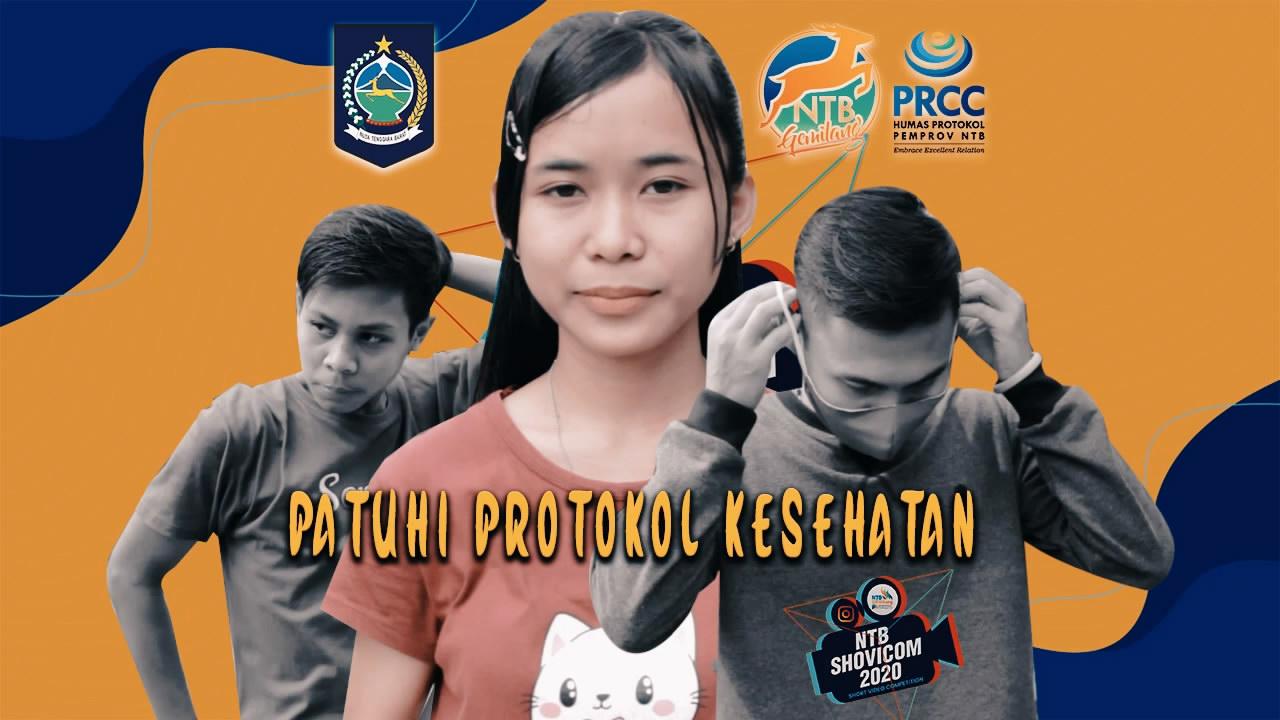 Putrayasa - Keren!!! Lagu Karya Anak Lombok Easy Listening tentang Patuhi Protokol Kesehatan