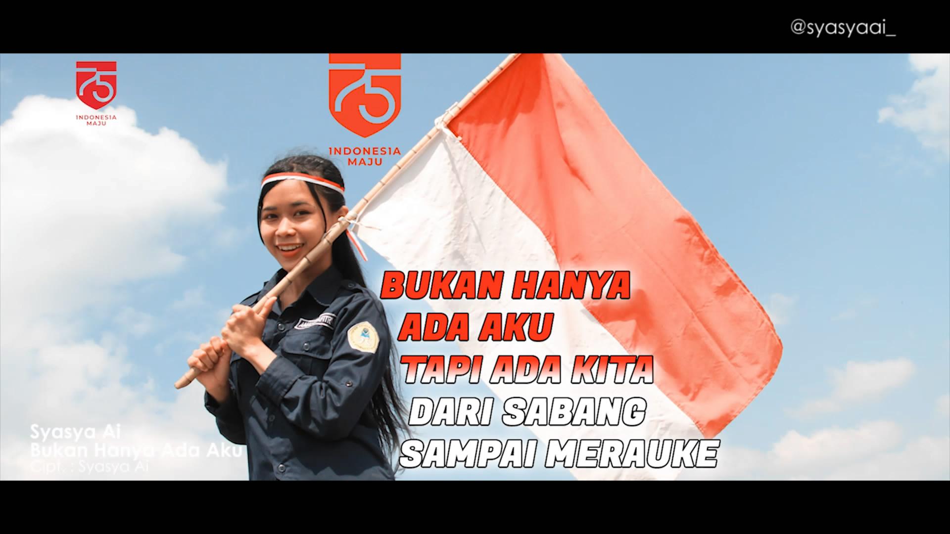 Putrayasa - Lagu Tema Kemerdekaan yang Keren dan Easy Listening Karya Anak Lombok (Syasya Ai - Bukan Hanya Ada Aku)