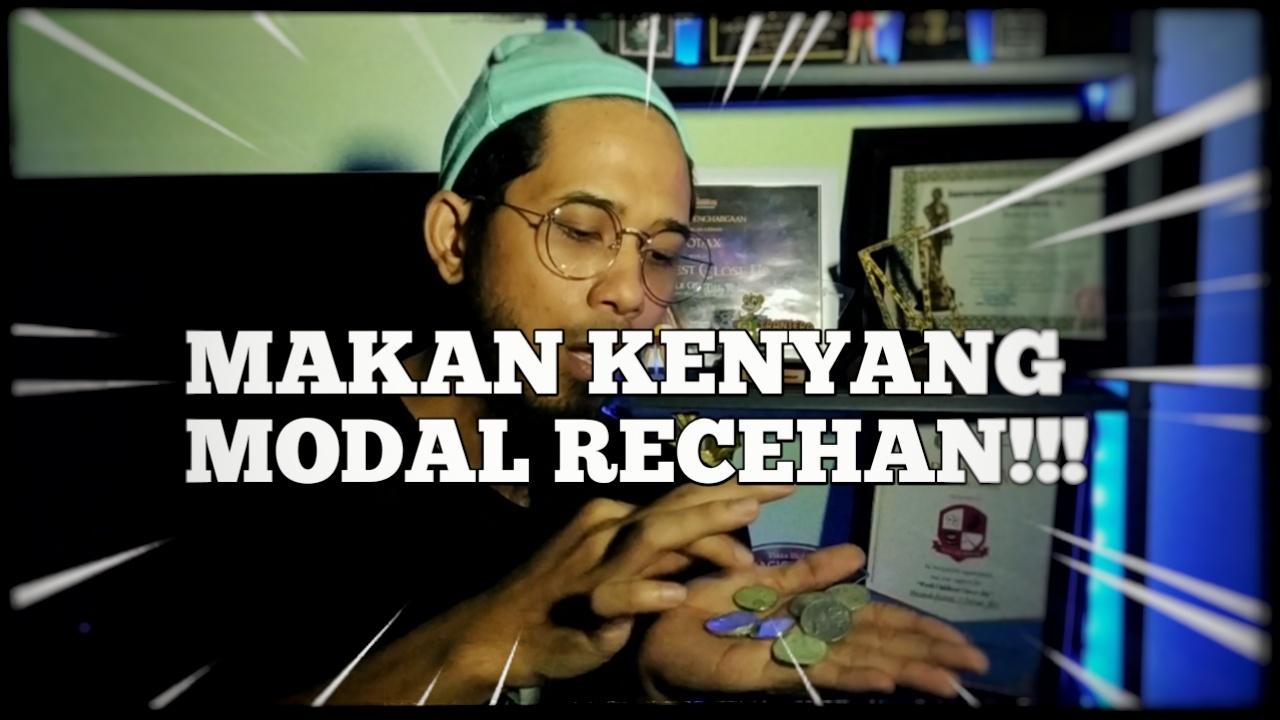MODAL RECEH BISA KENYANG!!! #MAGICLEARNINGSYSTEM