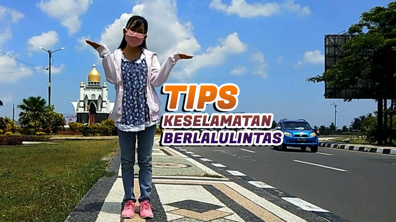 Putrayasa - Video Lucu - Tips Keselamatan Berlalulintas (Karya Anak Lombok)