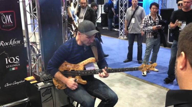Rozic25 - Solo Bass yang Luar Biasa by Wojtek Pilichowski