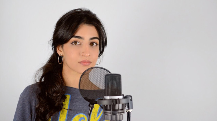 Ballads Channel - Luciana Zogbi - Senorita (Music Cover)