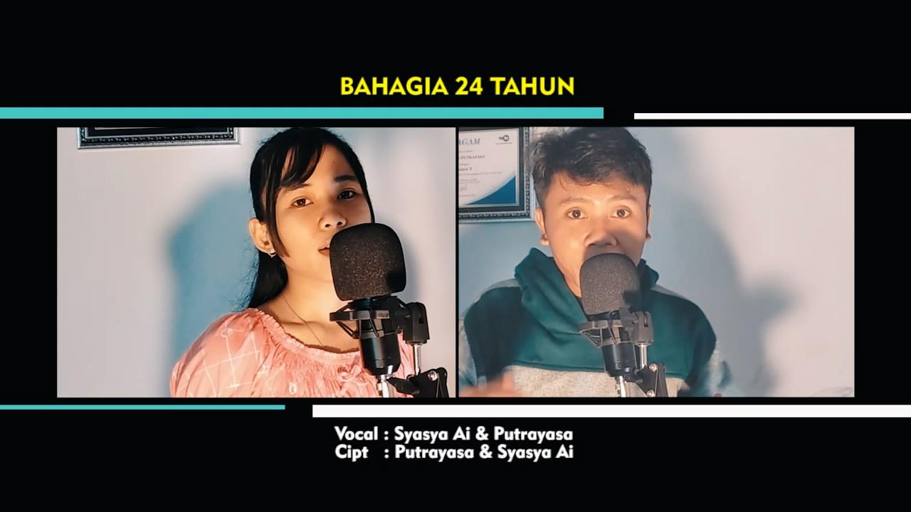 Putrayasa - Keren!!! Lagu Karya Anak Lombok Spesial Untuk Lagu Ulang Tahun - Syasya Ai & Putrayasa