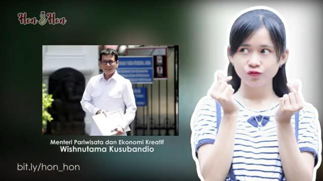 Putrayasa - Lagu Parody Entah Apa Yang Merasukimu Versi Nama Menteri (Karya Anak Lombok)