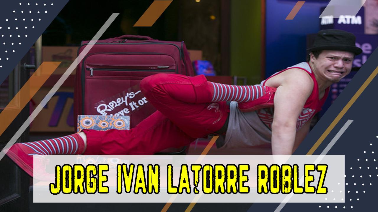 Beevideo - Jorge Ivan Latorre Roble, Manusia Terlentur