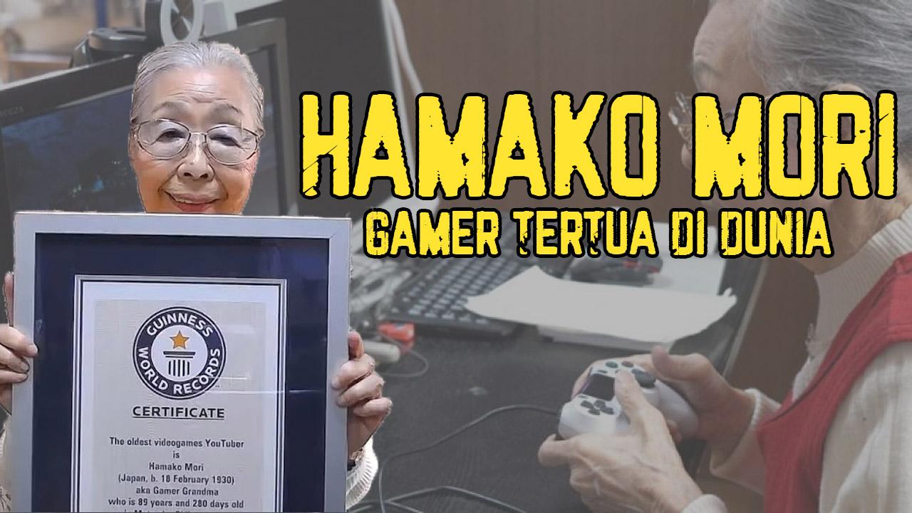 Beevideo - Hamako Mori, Gamer Tertua Saat Ini