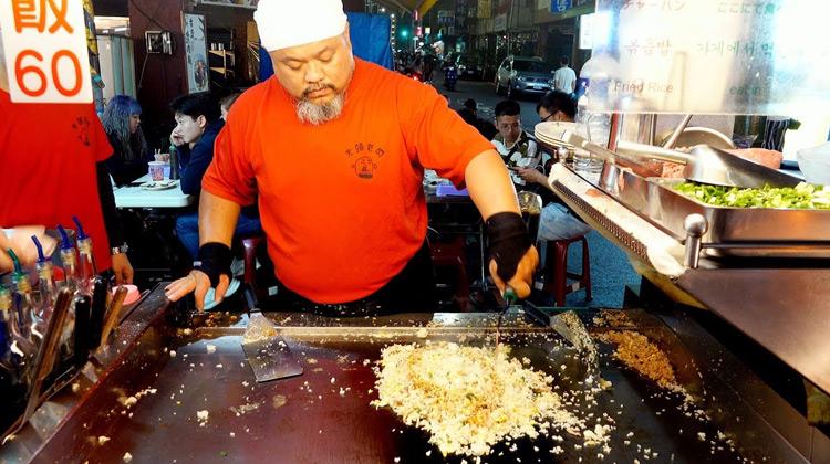 Kuliner Channel - Restoran Nasi goreng yang Terkenal di Taiwan