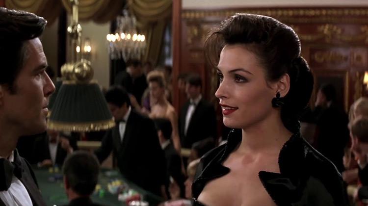 Scenes Movie - GOLDENEYE | Bond, James Bond