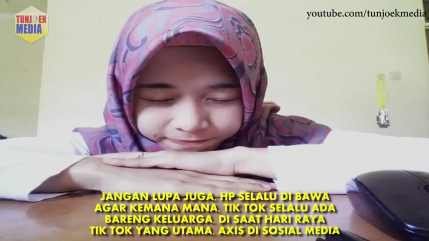 Putrayasa - Parody Siti Badriah - Lagi Syantik Versi Lebaran (TikTok Selalu Ada) || Karya Anak Lombok