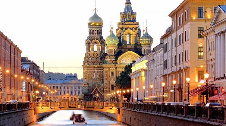 Traveling di Salah Satu Kota Terbaik di Rusia