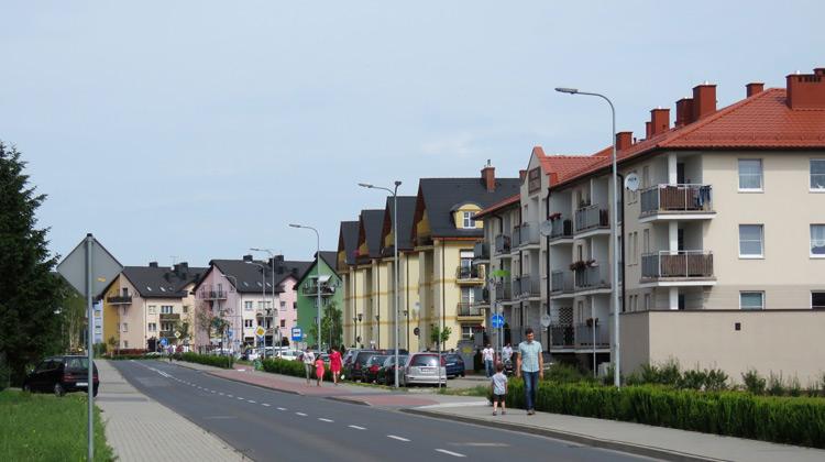 Traveling World - Tour Kota Krosno, Polandia
