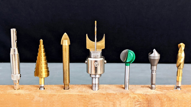 Kepo Media - 10 Amazing and Useful Drill Bits