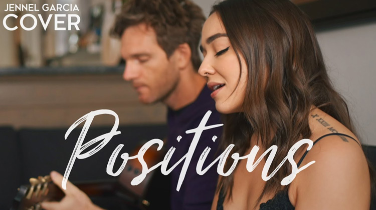 Ballads Channel - Jennel Garcia - Positions (Music Cover)