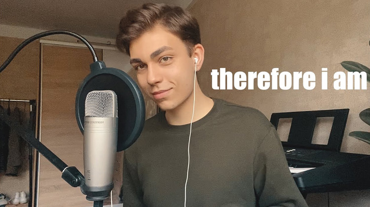 Denis Kalytovskyi - Therefore I Am (Music Cover)