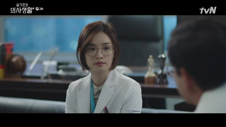 Sintia Stup - Drakor  Hospital Playlist E02