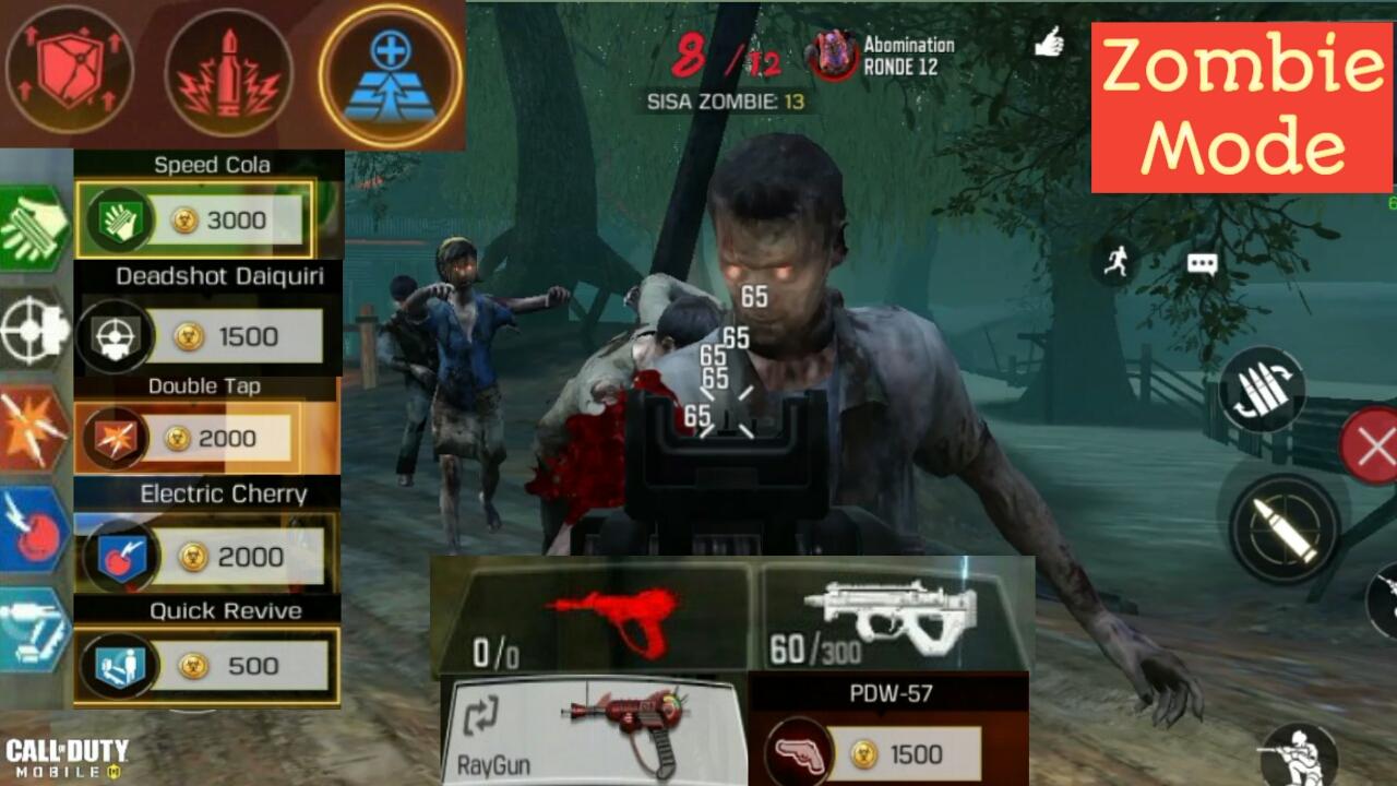 Nova Novianti Wijaya - Game    CODM Zombie