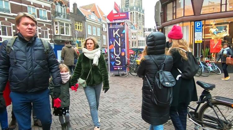 Menyusuri Jalanan Utrecht, Belanda