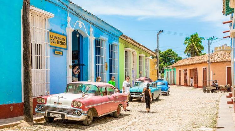 Traveling World - Trinidad, Cuba Nightlife Walking Tour