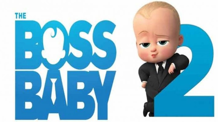 THE BOSS BABY 2 - Official Trailer (2021)