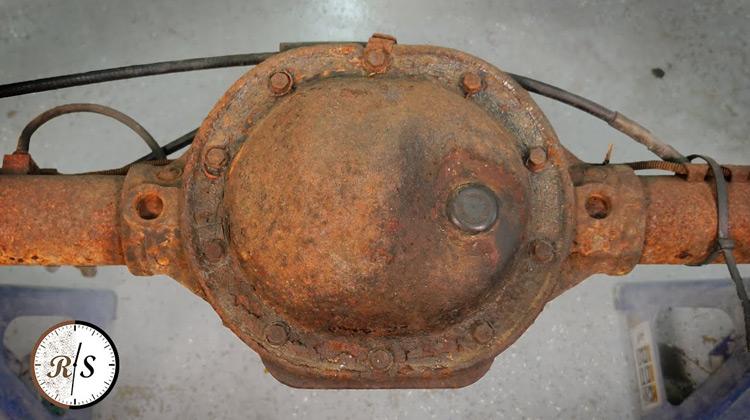 Kepo Media - Rear Axle Restoration and Rebuild