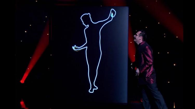 Show Moment - Jean GARIN - Magic Screen Perform