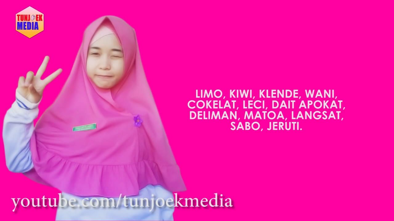 Putrayasa - Via Vallen - Meraih Bintang Parody Nama Buah - Buahan Bahasa Sasak || Syasya Ai Cover - Karya Anak Lombok