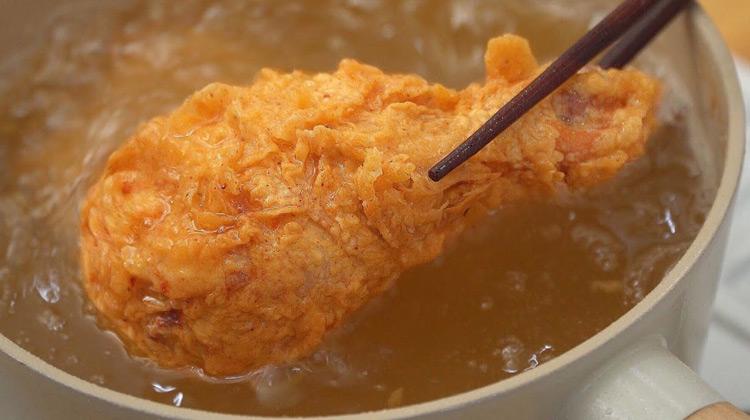 Kuliner Channel - Fried Chicken KFC at Home
