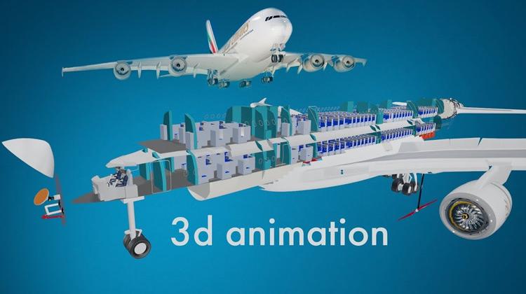 Kepo Media - Membedah Isi dari Pesawat Airbus A380