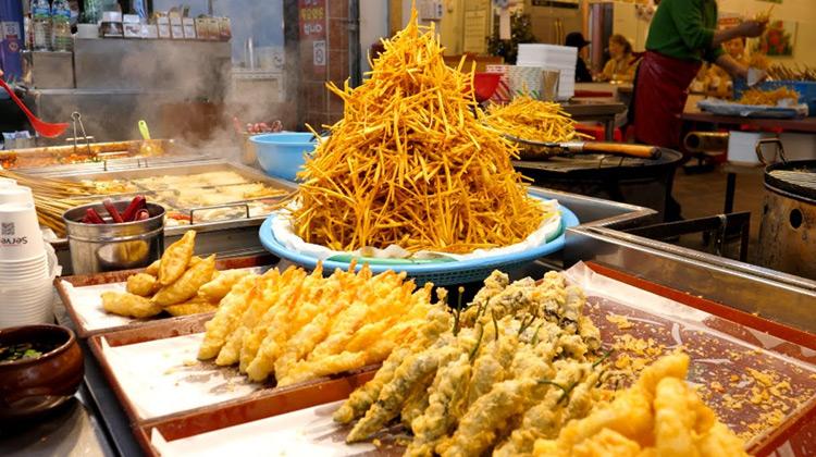 Kuliner Channel - Amazing Variety of Korean street food