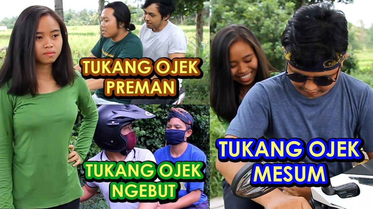 Putrayasa - Tukang Ojek Sial (Pocol Dadi Tukang Ojek) - Komedi Nyame Lombok Lucu