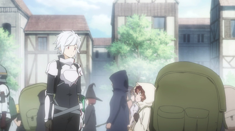 Summerz - Is It Wrong to Try to Pick Up Girls in a Dungeon - 04