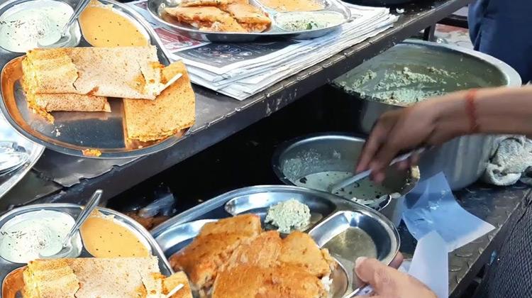 Kuliner Channel - Dosiswala Gaya Rajnikanth di Mumbai | Street Food Mumbai