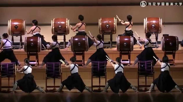 Show Moment - Sekolah Tinggi Musik Senzoku Gakuen |  Eitetsu Hayashi