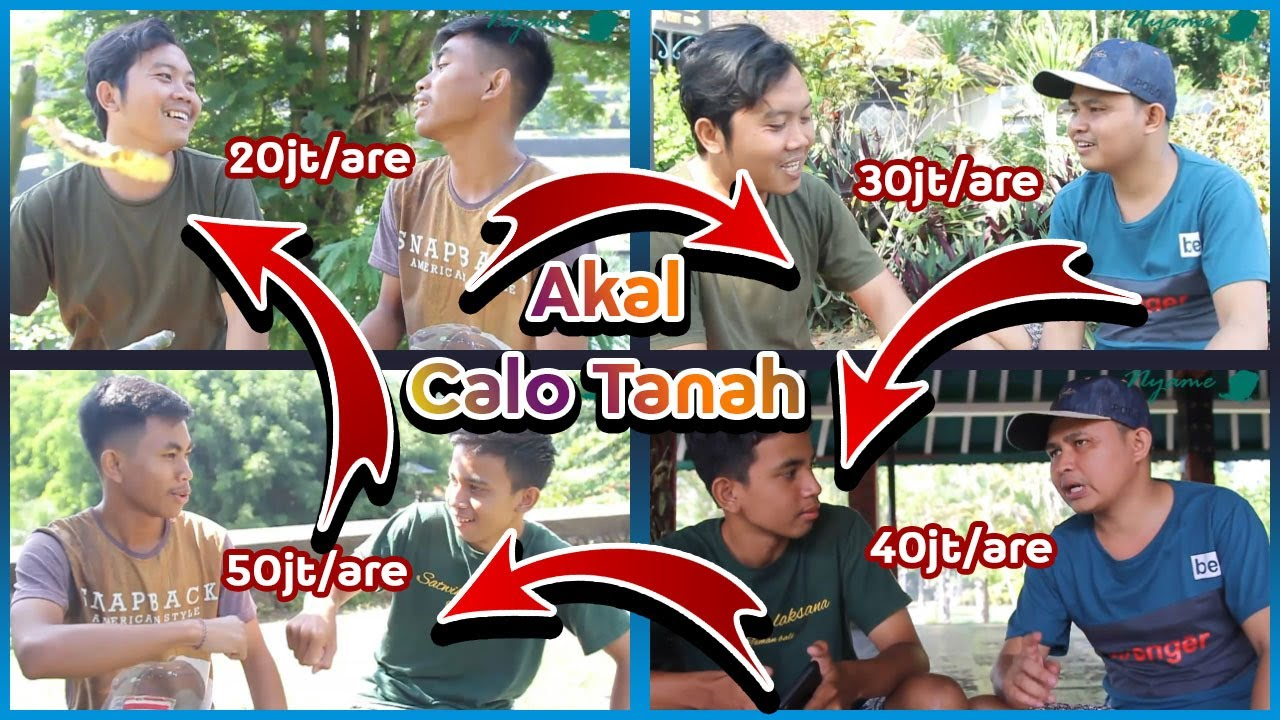 Putrayasa - AKAL CALO TANAH - Komedi Bali Nyame Lombok