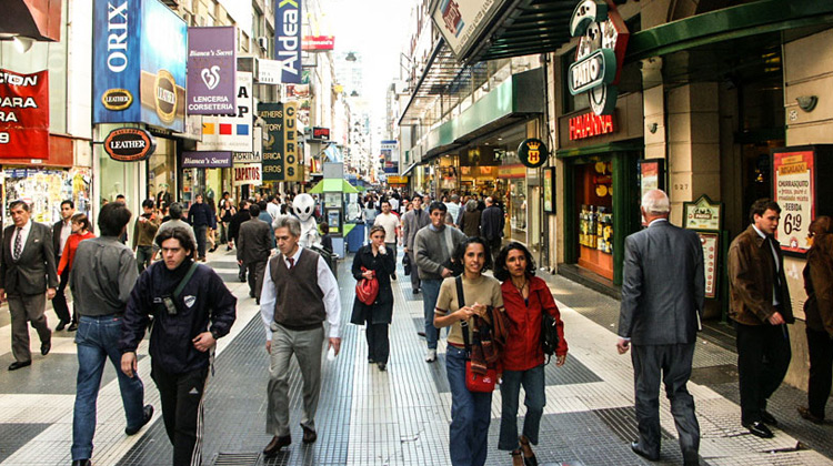 Traveling World - Walking Tour Buenos Aires, ARGENTINA