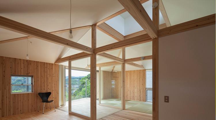 Kepo Media - Proses Pembangunan Rumah Kayu Jepang | Team-laps