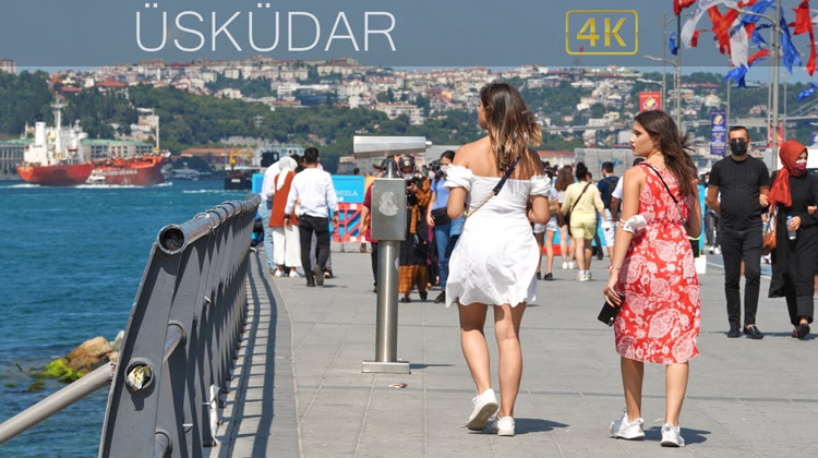 Traveling World - Istanbul Üsküdar | The People in The City