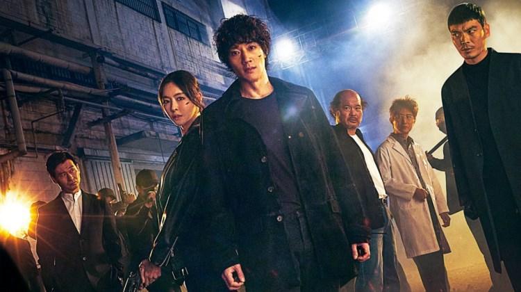 Azizah  - Drama Korea L.U.C.A. Episode 1