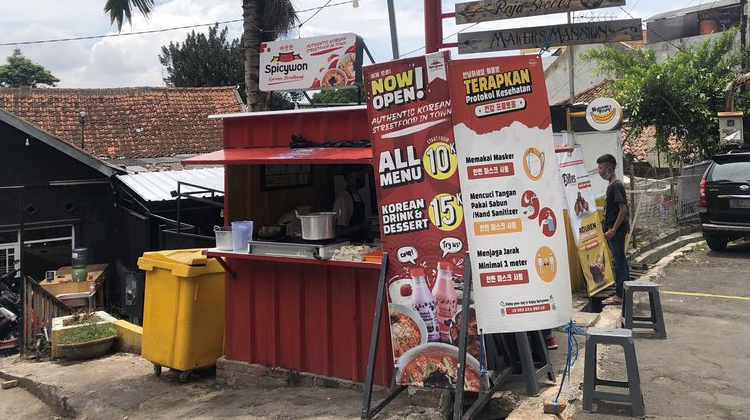 Brisik.ID - Spicywon Bandung