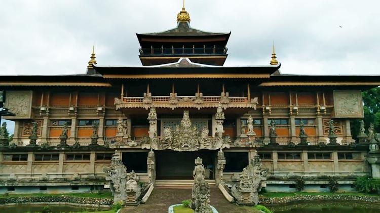 Brisik.ID - Museum Indonesia TMII