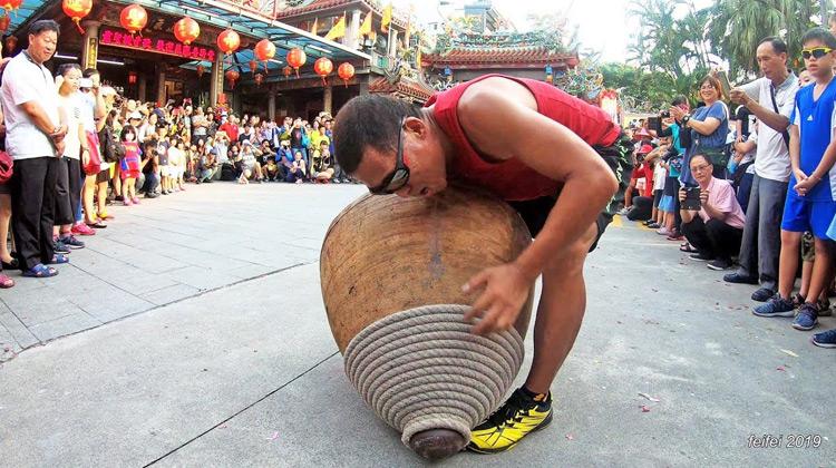 Show Moment - Festifal Gangsing si Taiwan
