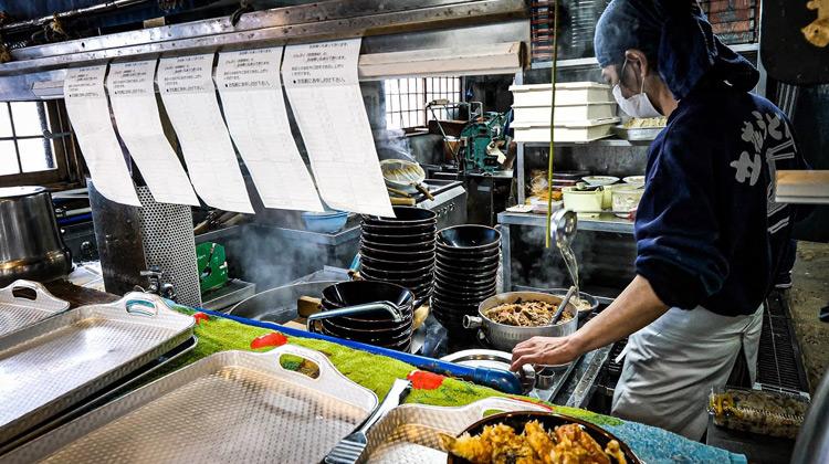 Kuliner Channel - Mie Udon Rebus - Kuliner Jepang