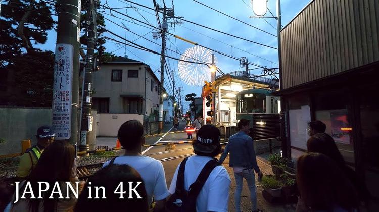 Traveling World - Kamakura Firework Walking
