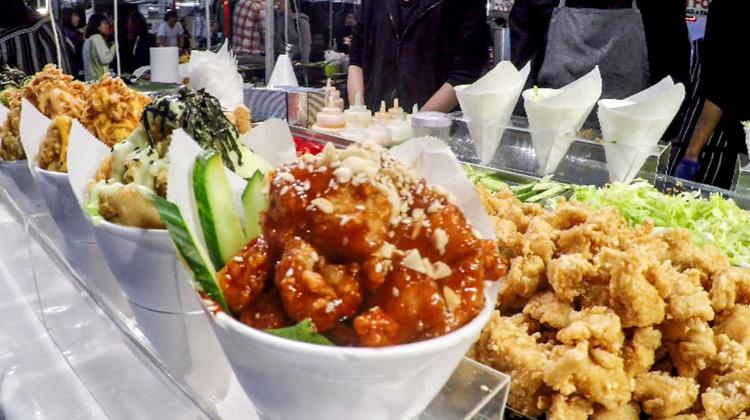 Kuliner Channel - Japan Street Food in London