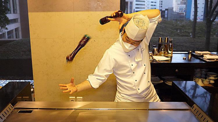 Kuliner Channel - Resep Teppanyaki Khas Restoran Bintang 5