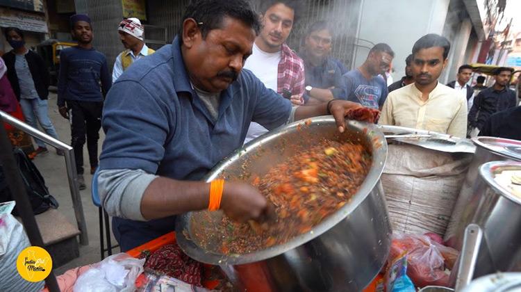 Kuliner Channel - Masala Chaat Wala | Indian Street Food