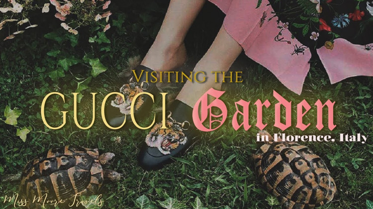 Traveling World - Tour Gucci Garden in Florence, Italy