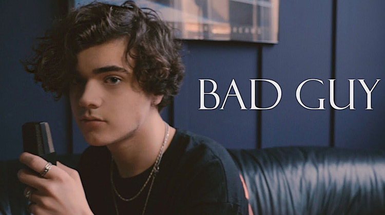 Ballads Channel - Alexander Stewart - Bad Guy (Music Cover)
