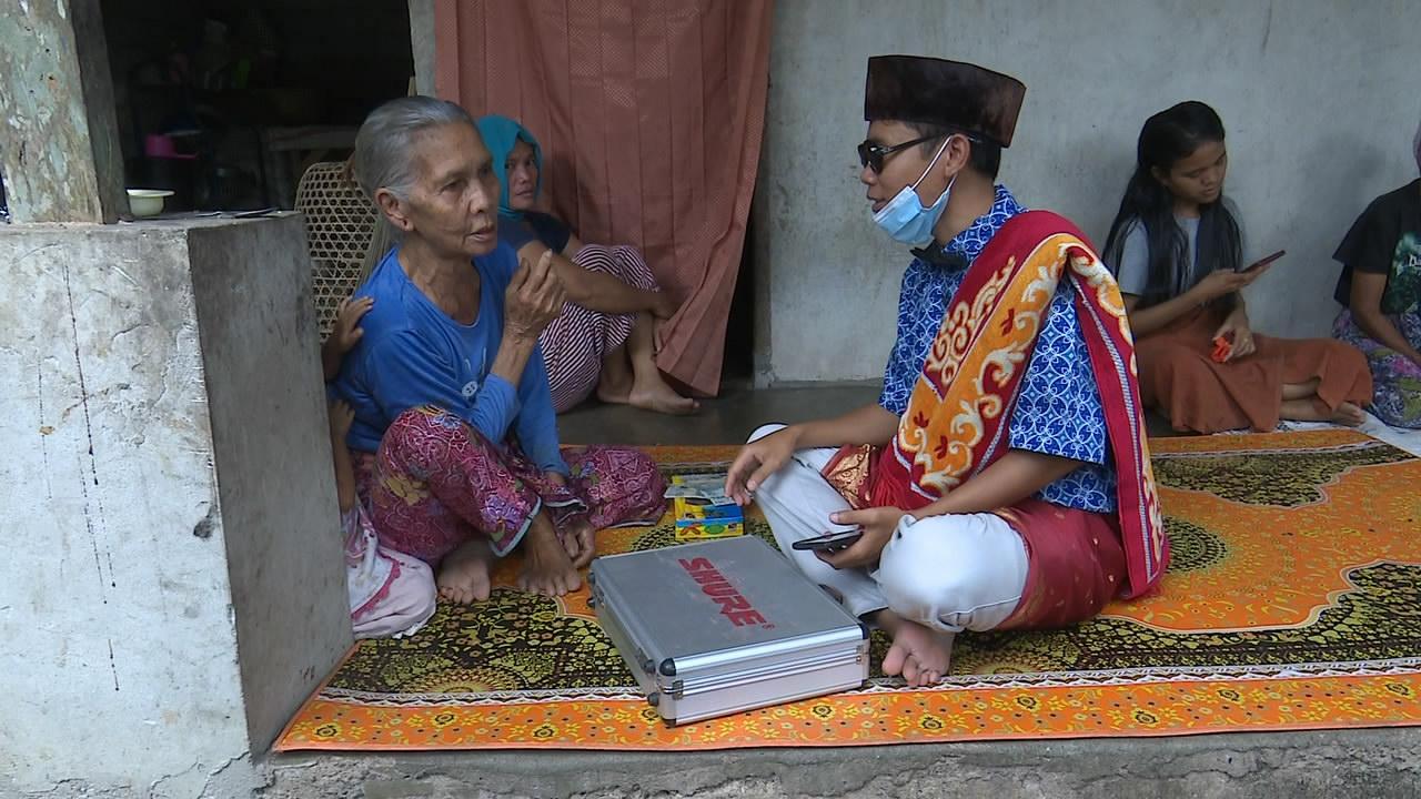 "Putrayasa - Inaq Merti ""Tidak Puasa Karena Sakit"" || Tuaq Tilas 2021 (Karang Jasi, Kecamatan Lingsar)"